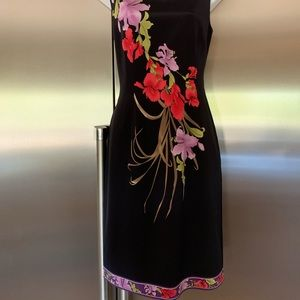 Elite Tahari Sheath Dress